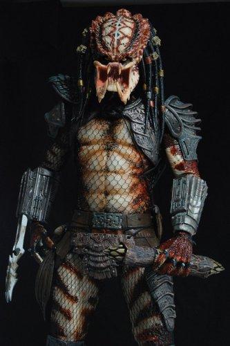 NECA Predator 2 - Series 2 Unmasked City Hunter 1:4 Scale Figure