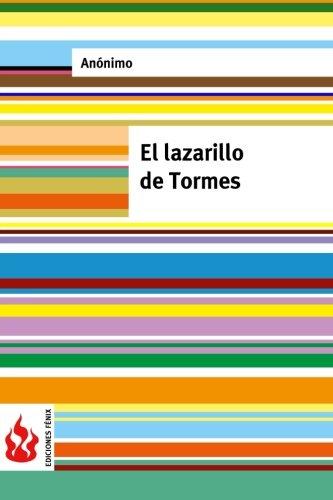 Read Online El lazarillo de Tormes: (low cost). Edición limitada (Spanish Edition) pdf