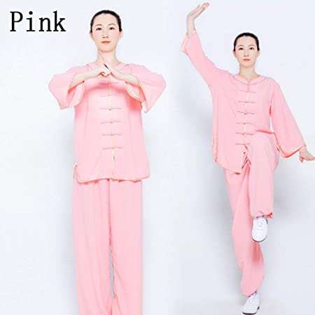 QWER Tai Chi Uniforme Kung Fu Ejercicio Físico Desgaste ...