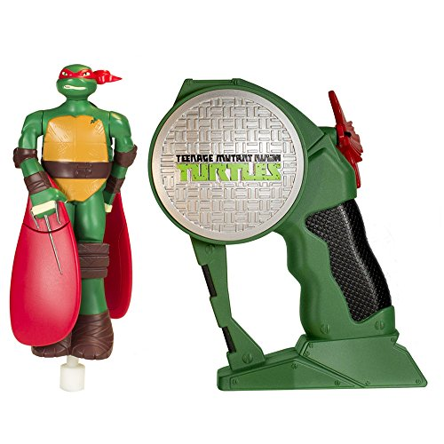 The Bridge Direct Flying Heroes Teenage Mutant Ninja Turtles: Raphael