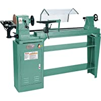 Grizzly G1495 Heavy-Duty Wood Lathe Noticeable