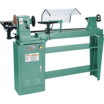 Amazon Com Grizzly G1495 Heavy Duty Wood Lathe Home