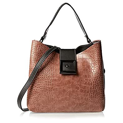 Valencia Bag For Women,Brown - Shopper Bags