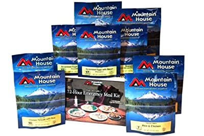 Mountain House 72 Hour Kit by Mountain House