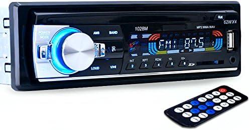 Wilabuda Tarjeta Bluetooth montado en vehículo máquina 24V del vehículo Reproductor de mp3.