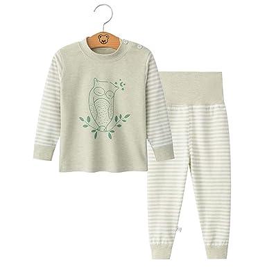 5f0e4c6bf1 Chickwing Conjuntos de Pijama para Bebés Niños Niña