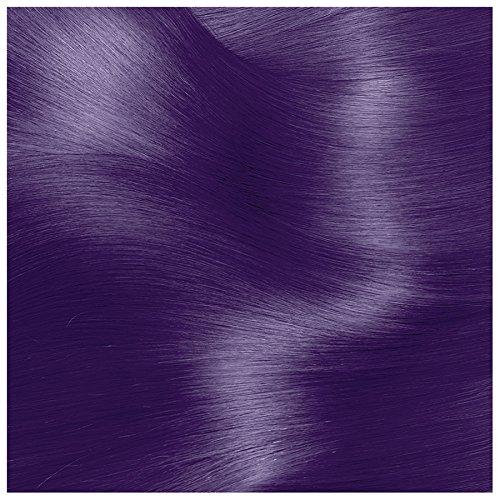 Buy permanent purple hair color