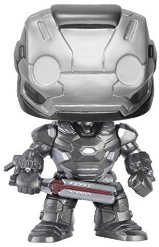 POP! Bobble - Marvel Captain America CW War Machine