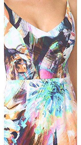 Mini-robe De Knock-out De Jevette Des Femmes Halo Noir