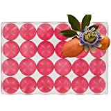 Scatola con 24 perle da bagno alla lavanda, traslucide: Amazon.it ...