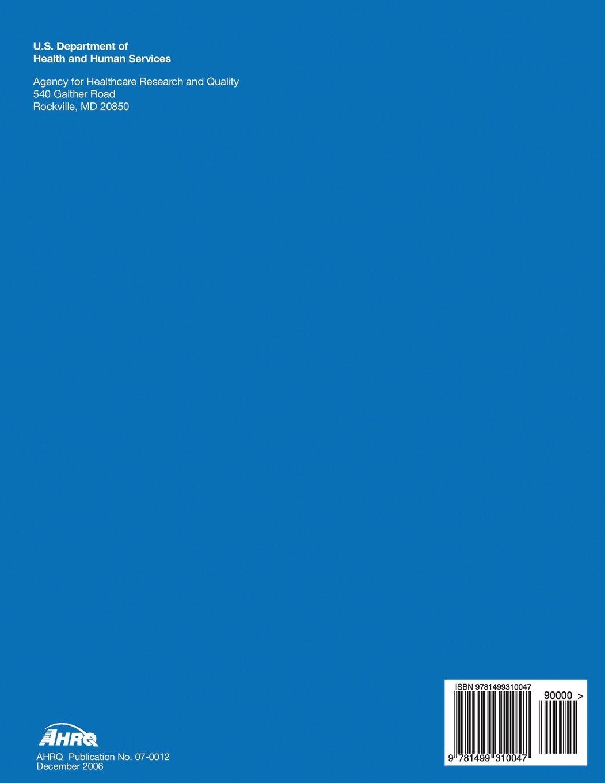 National Healthcare Disparities Report, 2006: U.S. ... on