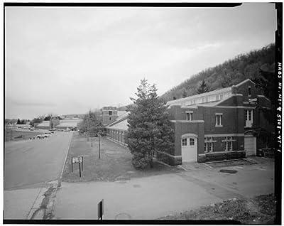 Photo: U. S. Military Academy,Cavalry Stables,West Point,Orange County,NY