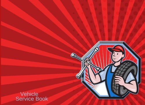 Review Vehicle Service Book: Car