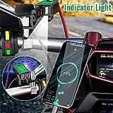CHAFON M2-A Motorcycle USB Charger Kit Ring