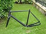 Full Carbon Toray Matt Cyclocross Bike Frameset