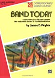 Band Today Alto Saxophone, Ployhar, James D., 0769219721