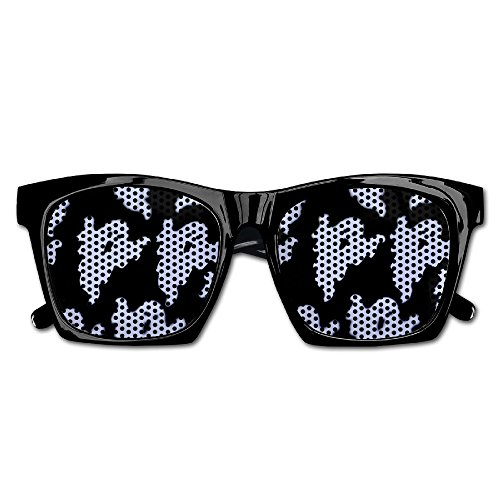 Xing Stars Colorful Summer Unisex Halloween Ghost Fashion Party Costume Sunglasses