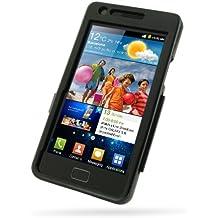 Aluminum Black Metal Case for Samsung Galaxy S II GT-i9100