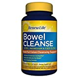 Renew Life Adult Cleanse - Bowel Cleanse Colon Support - Dairy & Soy Free - 150 Vegetarian Capsules