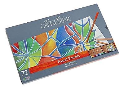 Cretacolor Fine Art Pastel Pencil Set Of 72