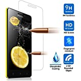 IVSO Lenovo K3 NOTE/A7000 5.5-inch Screen Protector - Ultra-thin 9H Hardness Highest Quality HD clear& Anti-Scratch/ Shatterproof/ Anti-Fingerprint/ Water Premium Tempered Glass Screen Protector (1pcs)