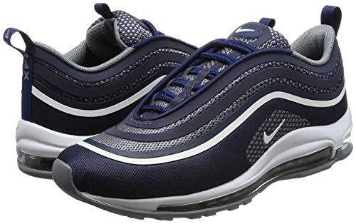Blue Textil Max Nike Herren Air 97 Sneaker Dunkelblau Synthetik '17 UL q0v4qxnr