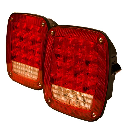 Peterbilt Led Tail Lights - 2
