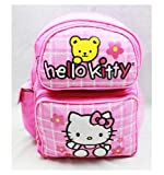 Small Backpack - Hello Kitty - Teddy Bear
