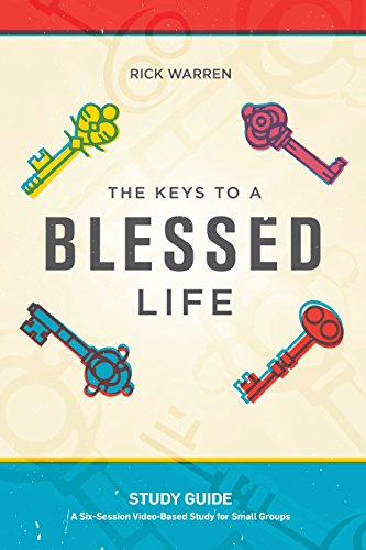 The Keys to a Blessed Life Study Guide