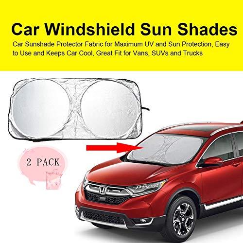 01 Windshield Sun Shade - 4
