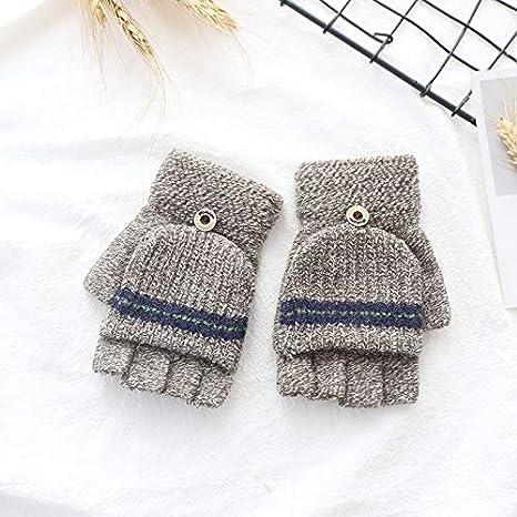 warm 13 Fablcrew Handschuhe f/ür Kinder-Handschuhe Winterhandschuhe 9cm blau