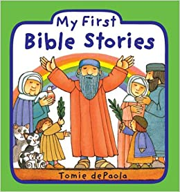 My First Bible Stories Tomie DePaola