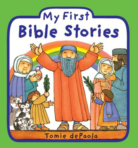 Download My First Bible Stories pdf