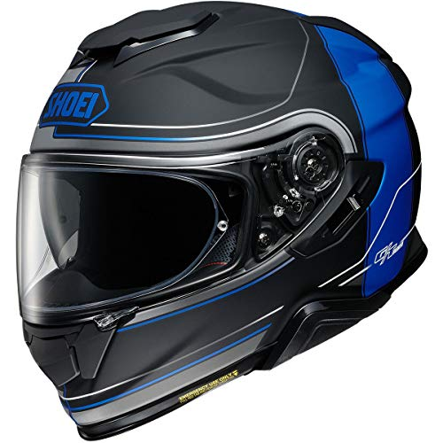 Shoei GT-Air 2 Crossbar Street Motorcycle Helmet - TC-10 / Large