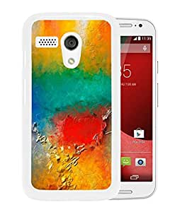 Windows 8 Painting White Motorola Moto G Screen Phone Case Unique and Grace Design