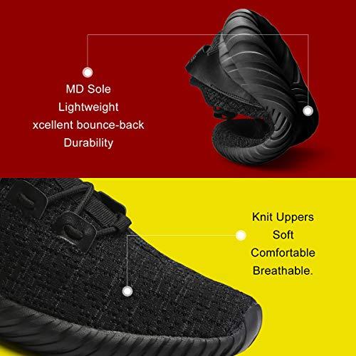 Huacud Mens Walking Athletic Shoes Comfort Casual Sneaker Cross Training Running Footwear for Men Tennis Racquetball Indoor 1266Beige47