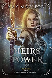 Heirs Of Power by Kay MacLeod ebook deal