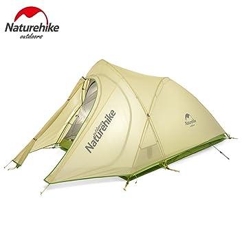 Naturehike Urltralight 2 Person Tent C&ing Waterproof Tent Outdoor Hiking Sleeping Unit(Green)  sc 1 st  Amazon UK & Naturehike Urltralight 2 Person Tent Camping Waterproof Tent Outdoor ...