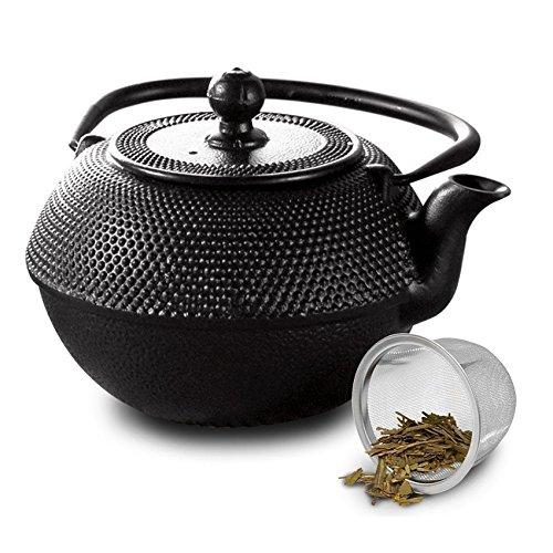 Ep Cast Iron Teapot 40z B Size Ea Ep Cast Iron Teapot 40z Ha