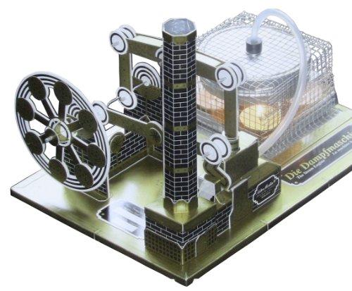 Bausatz Dampfmaschine