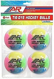 A&R Sports Tie-Dye Hockey Balls, 4