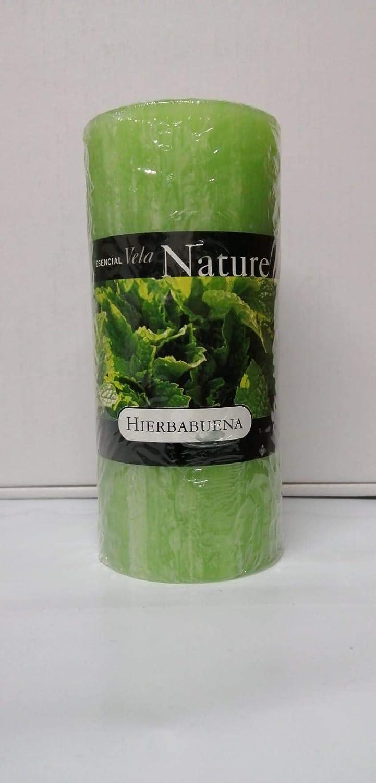 HIERBABUENA LCL velas VELON Taco Nature Verde Olor