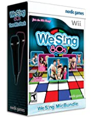 We Sing: 80s with 2 Microphones - Nintendo Wii