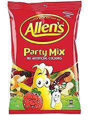 ALLEN'S Party Mix Bulk Bag Lollies, 1.3kg