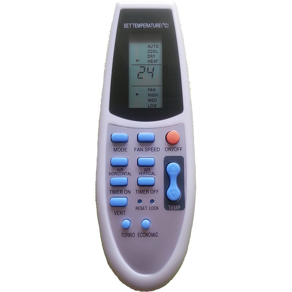 Universal Air Conditioner Remote Control for York R91/BGCE R91/BGE R92/BGCE R92/BGE RLsales CECOMINOD019149