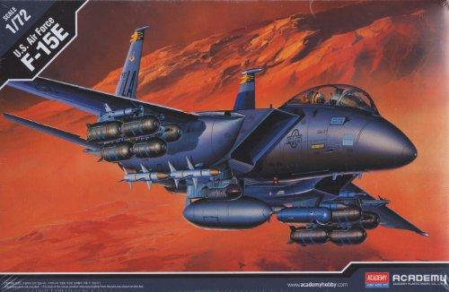 Air Model Force Kit - Academy U.S. Air Force F-15E Model Kit