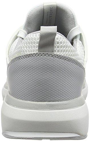Sneaker amp; Weiß JONES Bright Hatton Weiß White Herren JACK IHwpxXX