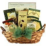 GreatArrivals Tempting Easter Delights Gourmet Cheese Gift Basket, 4 Pound