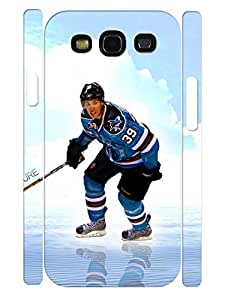 Special Sport Theme Inspirational Guy Shot Hard Cell Phone Protective Case for Samsung Galaxy S3 I9300