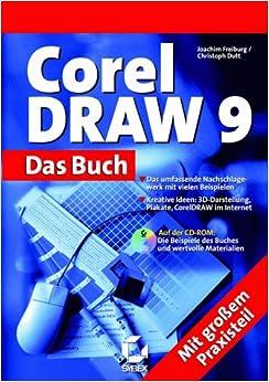 Das CorelDraw 9 Buch.